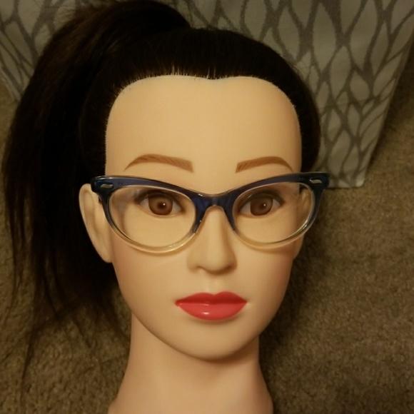 50s vintage eyeglasses cateye